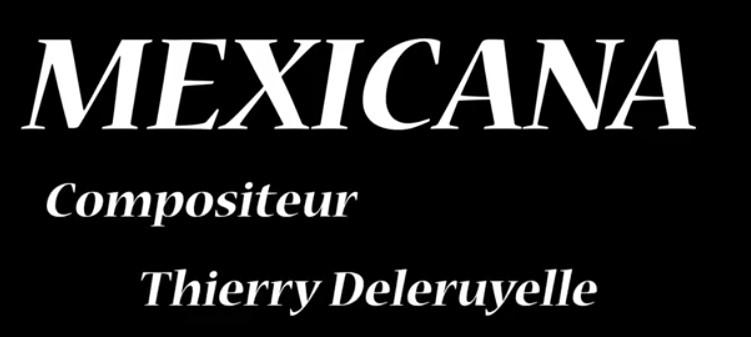 Harmonie de Maiche - MEXICANA - projet collaboratif confiné