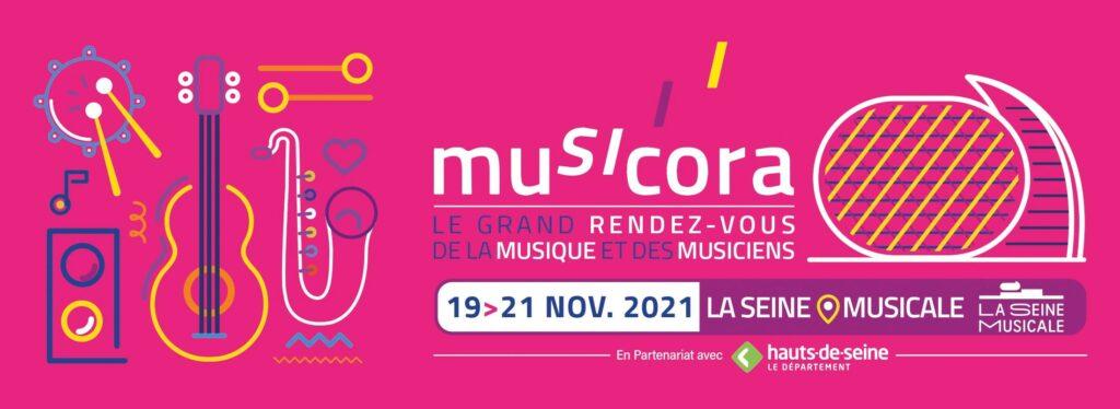 Téléchargez votre invitation gratuite pour Musicora